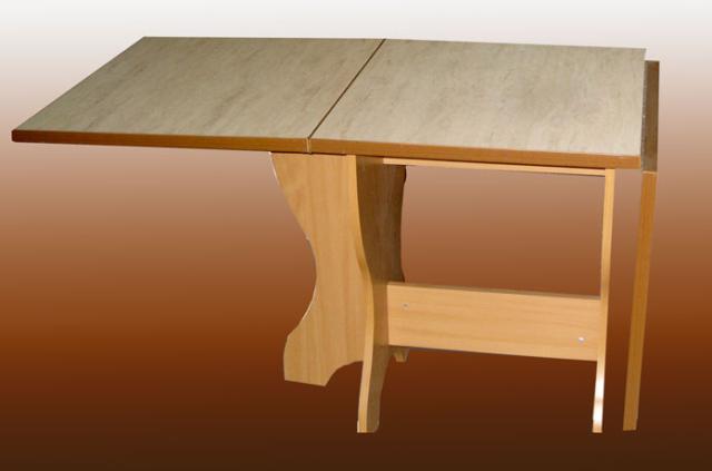 Кухонний складний столік